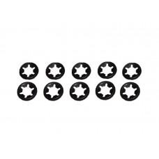 Фиксаторы суппорта торм. BPW TSB 3709,4309,4312 (компл. 10 шт.) (пр-во Andtech)