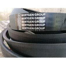Набор силовых ремней для Wirtgen W2100